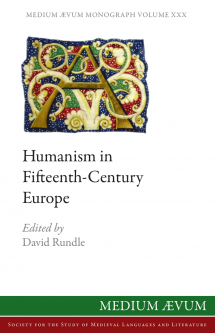 Humanism in the C15th