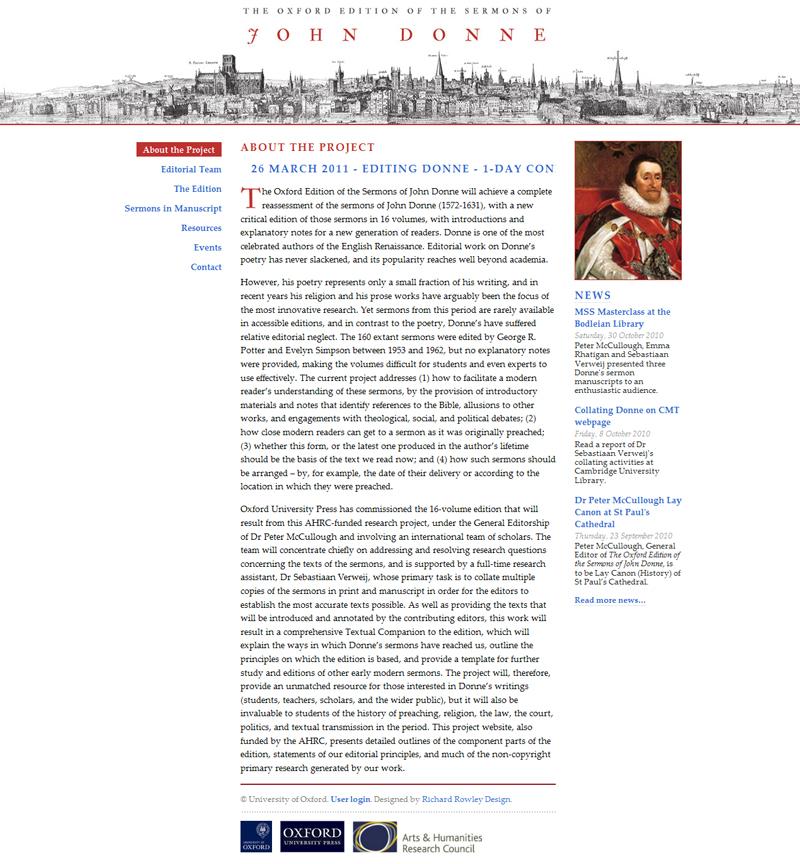 John Donne Sermons