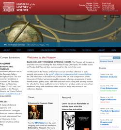 MHS homepage