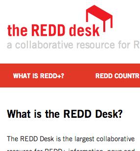 The REDD Desk